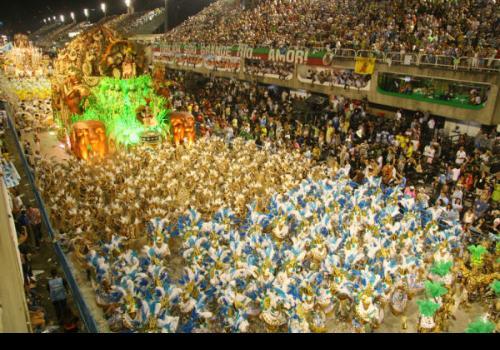 Festa brasiliana
